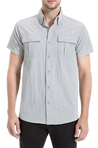 65%off   Men's Button Down Shirts Lightweight  Deal Price : $6.65 - $12.95    …