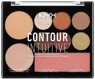 Contour Intuitive Palette (Warm Zone)