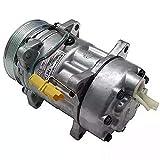 Compressore climatizzatore aria condizionata 9145374924505 EcommerceParts per costruttore: GENUINE, ID compressore: 7V16, Puleggia-Ø: 119 mm, N° alette: 6, Tensione: 12 V