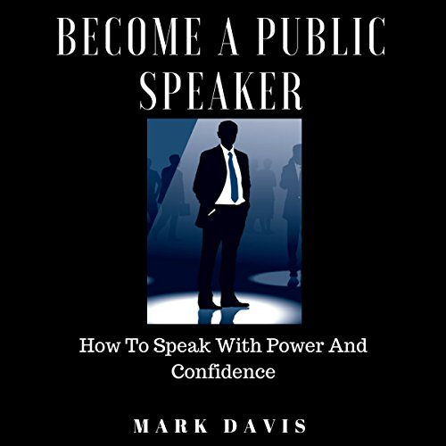 Become a Public Speaker audiobook cover art