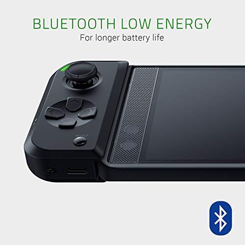 Razer Junglecat: Mobiler doppelseitiger Gaming-Controller für Android (Modulares Design, Mobile Gamepad App, Bluetooth mit niedrigen Latenzen) für Razer Phone 2,Huawei P30 Pro und Samsung Galaxy S10+ - 7