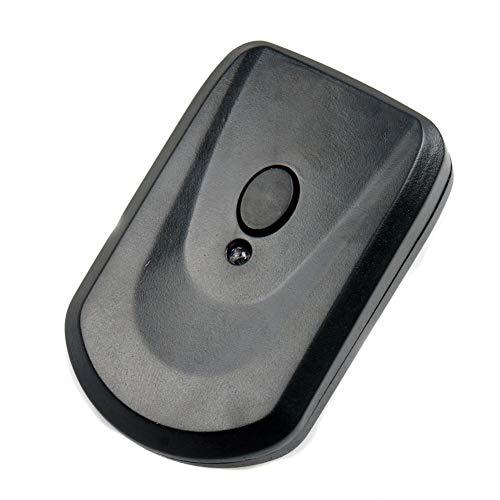 Radio kanalen 1 zender en 2 ontvangers Distant Speedlite Flash Trigger Universal Auto accessoires (Color : Black)
