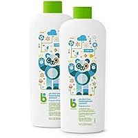 2-Pack Babyganics Alcohol-Free Foaming Hand Sanitizer
