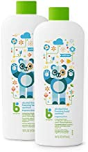 Babyganics Alcohol-Free Foaming Hand Sanitizer, Fragrance Free, 16oz, 2 Pack Refill Bottles, Packaging May Vary