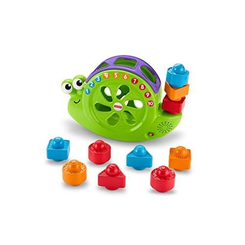 Fisher-Price Mattel FRB96, giocattolo per bambini + 6 mesi, colori assortiti