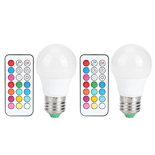 Bombilla LED simple, bombillas 3W AC85V-265V -20- + 40 ℃ con PC y aluminio