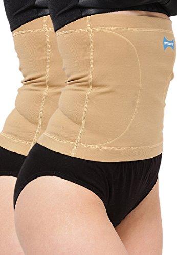dermawear Tummy Reducer Pack of 2 Shapewear Beige