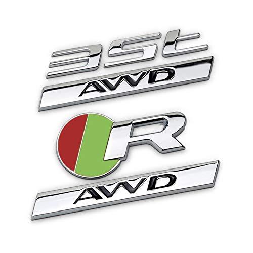 WHJIXC Für Jaguar F Pace xf Gitarre x Typ xe s Typ 25t 35t, Autoaufkleber Logo Auto Emblem Abzeichen Auto Styling Zubehör