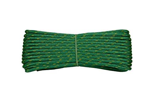 Corderie Italiane 006006237 Corda Colorata Surf, Verde, 6 mm, 20 m