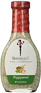 Skinny Girl Poppyseed Dressing, 8 fl oz (2 pack)
