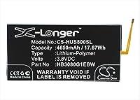 4650mah battery for HUAWEI EE Eagle 4G LTE Honor S8-701u S8-701W Mediapad M1 8.0 T1 9.6 S8-301L S8-301U S8-301w