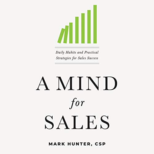 A Mind for Sales audiobook cover art