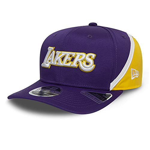 New Era NBA Stretch Snap Hook Loslak OTC Gorra, Unisex Adulto, Multicolor, SM