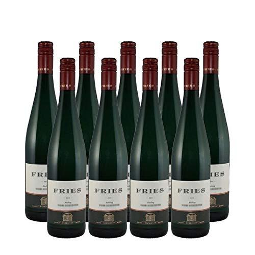 Weißwein Weingut Fries Riesling Apollo-Terrassen feinherb (9 x 0,75 l)
