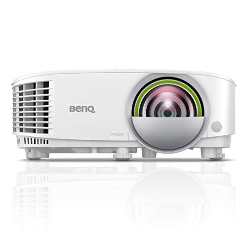 BenQ EW800ST WXGA - Proiettore dati e video DLP 1280x800 3300 ANSI 20000:1 VGA HDMI USB, bianco