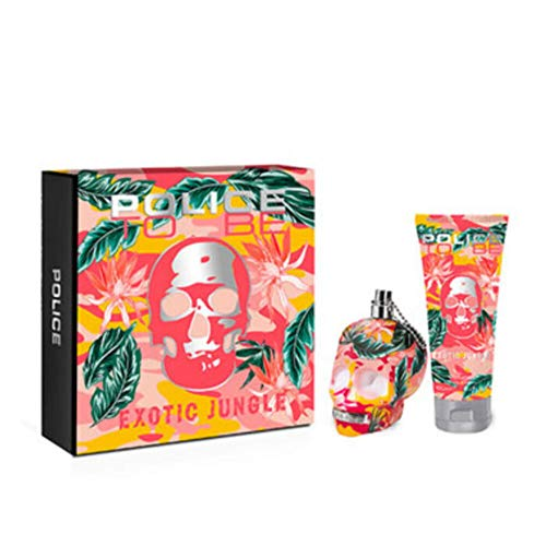 Police TO BE EXOTIC JUNGLE SET EDP 75 ML +BODY LOTION 100 ML