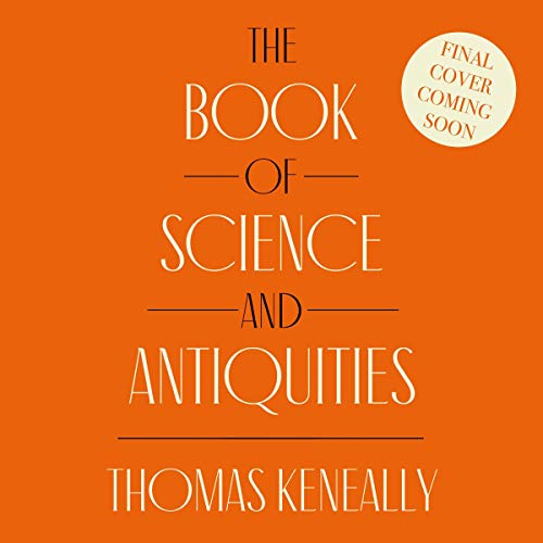The Book of Science and Antiquities audiobook cover art