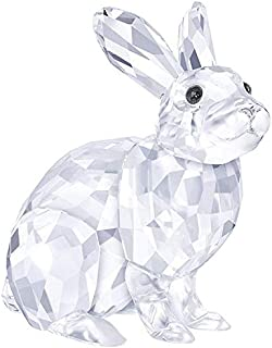 Swarovski Crystal Adorable Sitting Rabbit Easter Bunny Figurine New for 2017 #5266232