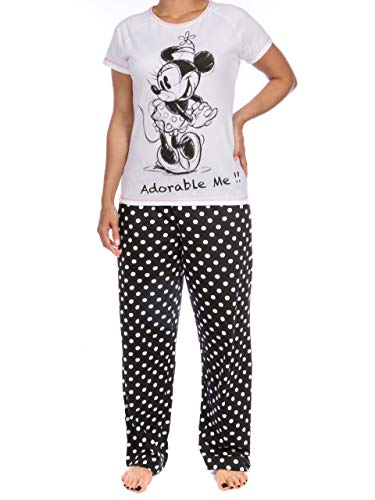 Disney Minnie Mouse - Pigiama per donna - Minnie Mouse - XX-Large