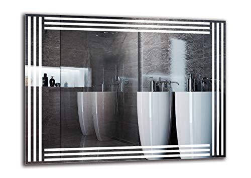 Espejos Decorativos para Habitacion Plata Marca ARTTOR