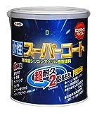 アサヒペン ペンキ 水性スーパーコート 水性多用途 ソフトオーカー 1.6L