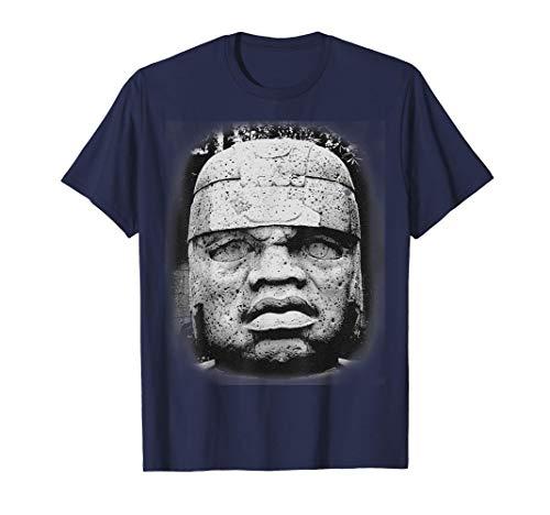 Olmec Head T-Shirt