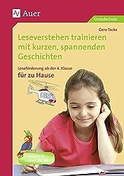 Lesen trainieren