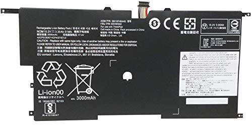 ASKC 15.2V 51WH SB10F46440 Batteria di Ricambio per Lenovo ThinkPad X1 Carbon Gen3 2015 Series Laptop SB10F46441 00HW002 00HW003