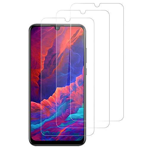 RIIMUHIR Protector De Pantalla De Vidrio Templado para Huawei P Smart 2019 3 Pack Protector De Pantalla De Alta Definición Fácil Instalación