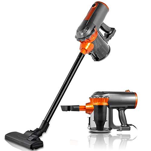accfe 掃除機 サイクロン コード式 18000pa 強力吸引 スティック 水洗い 軽量 スタン ハンディ 2way サイクロン掃除機