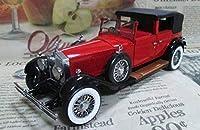 激レア絶版*フランクリンミント*1/24*1929 Rolls-Royce Phantom I Cabriolet De Ville