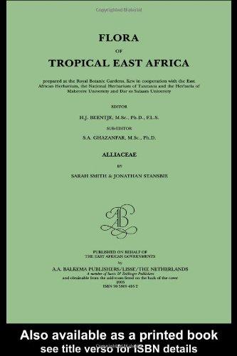 Alliaceae (Flora of Tropical East Africa)
