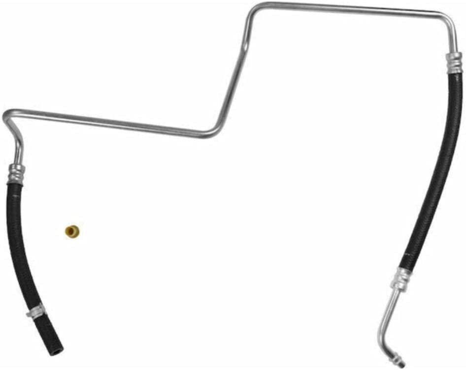MGPRO Free shipping Compatible with Power Steering Line Hose Assembly Purchase Return 7