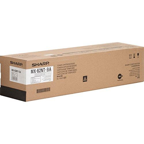 SHARP MX-6240/7500 BLK TNR