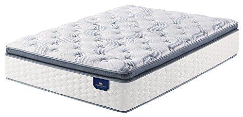 Serta Perfect Sleeper Select Super Pillow Top 500 Innerspring Mattress, Full