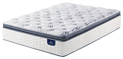 Serta Perfect Sleeper Select Super Pillow Top 500 Innerspring Mattress, Full