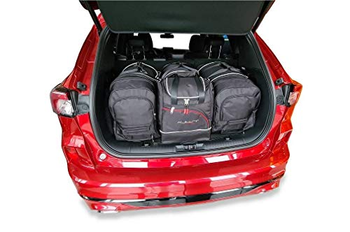 KJUST Car Bags Set 4 pcs compatible with FORD KUGA 2019 - Trunk Dedicated Bags