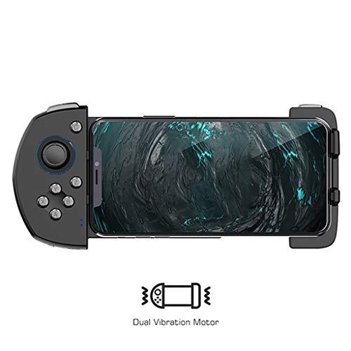 WXLSQ Contrôleur De Jeu sans Fil Bluetooth Wireless Switch Controller Gamepad Joystick pour iOS Et Android Phone sans Fil Contrôleur De Jeu