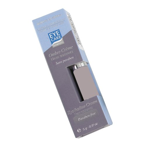 EYE CARE Lidschatten-Creme für sensible Haut, 5 g Farbe: praline, 1er Pack (1 x 5 g)