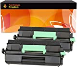 Cartridges Kingdom Kit 2 Toner compatibili per Ricoh SP 4510DN, SP 4510SF, SP 3600DN, SP 3600SF, SP 3610SF [407340 6000 pagine]