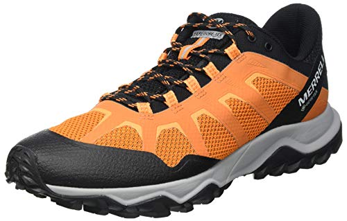 Merrell Fiery GTX, Zapatillas para Caminar Mujer, Naranja (Exuberance), 42.5 EU