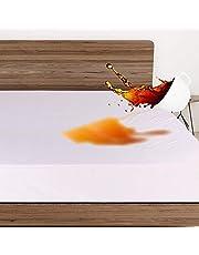 Familj sängkläder frotté bomull 100 procent vattentät dubbelsäng sängkläder madrassskydd, 140 cm x 200 cm