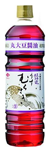 チョーコー醤油 チョーコー 超特選 うすむらさき 生 1L [1028]