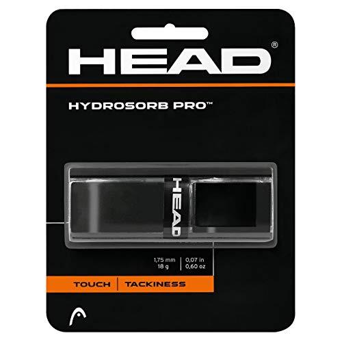 HEAD Unisex-Erwachsene Hydrosorb Pro Griffband, Black, Einheitsgröße