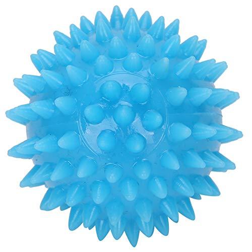 Bola antiestrés manual, espina suave en la superficie de la bola Tren de dedos Flexibilidad Bola de entrenamiento de fuerza, para niños Actividad al aire libre en casa Adulto