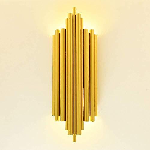 Lampe Murale Mur Bright Light Applique créatif Personnalité Simple Salon de Fond Salle TV Mur entrée Hall d'entrée Chambre Lampe de Chevet 17 * 50cm