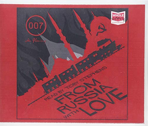 From Russia With Love (Unabridged Audiobook)