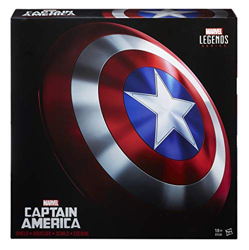 HASBRO Avengers Marvel Legends - Escudo Capitan America