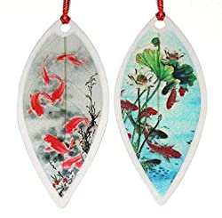 Koi and fish themed earrings are excellent gifts for fish owners