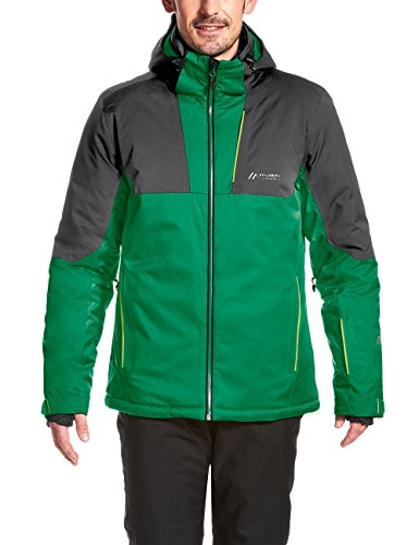 Maier Sports Herren Samedan M Skijacke, Jolly Green, 56